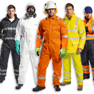 Uniforme de Seguridad Industrial
